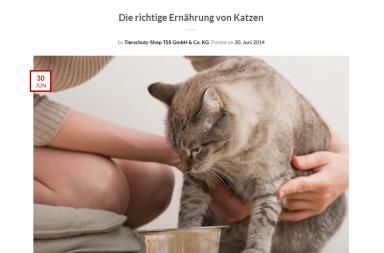 Artikel im Tierschutz-Shop