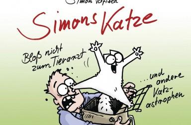 Cover: Simons Katze - Bloß nicht zum Tierarzt