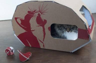 Cat Caravan