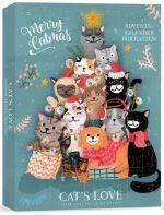 Cat's Love Adventskalender Katze