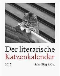 Der literarische Katzenkalender 2015