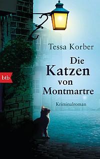 Cover: Die Katzen von Montmartre
