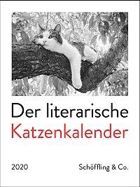 Cover: Der Literarische Katzenkalender 2020