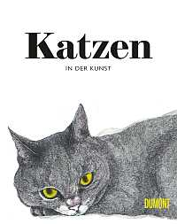 Cover Katzen in der Kunst