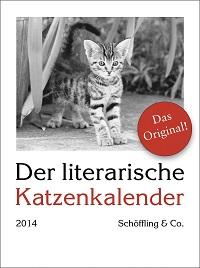 Cover Katzenkalender