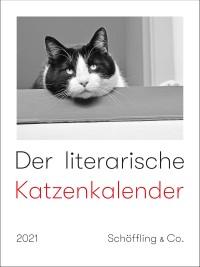 Cover: Der literarische Katzenkalender 2021