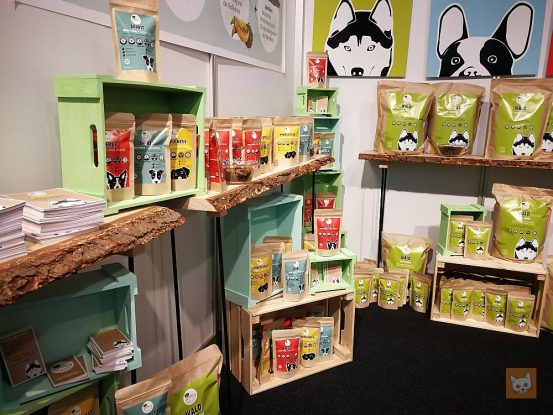 Interzoo 2018: Messestand Eat Small