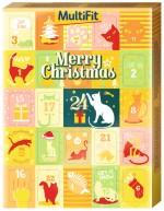 MultiFit Adventskalender für deine Katze