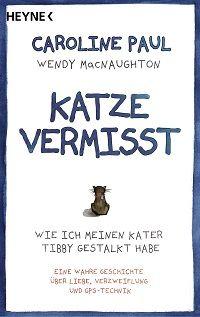 """Buchcover """"Katze vermisst"""""""