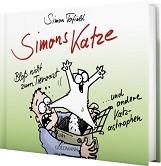 """Buch Simons Katze """"Bloß nicht zum Tierarzt"""""""