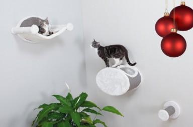 Wand-Elemente für Katzen