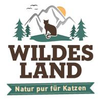 Logo Wildes Land Katzenfutter