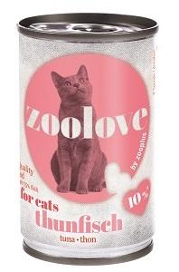 Zoolove Katzenfutter