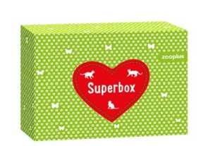 Zooplus-Oster-Superbox Katze