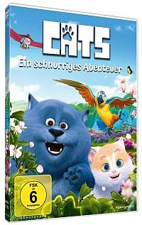 Cover: Cats - ein schnurriges Abenteuer