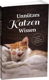 Cover Unnützes Katzen-Wissen
